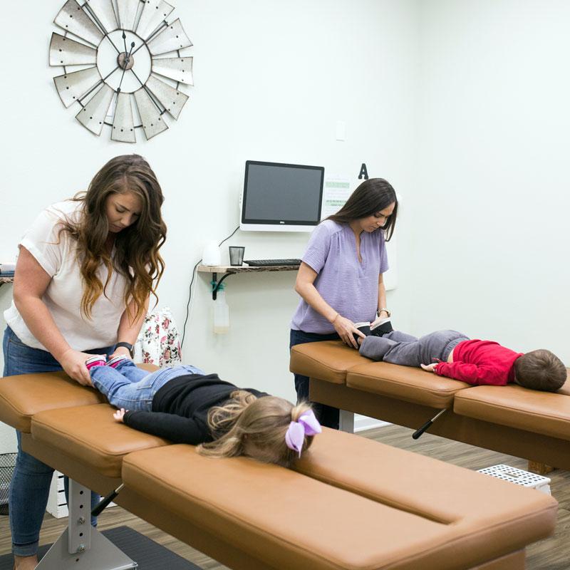 begin chiropractic care