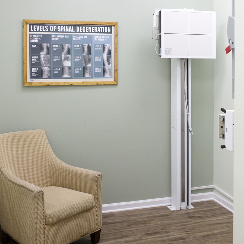 chiropractic office baton rouge