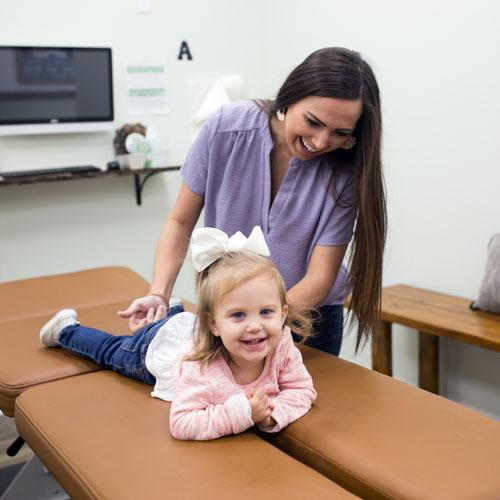 pediatric techniques